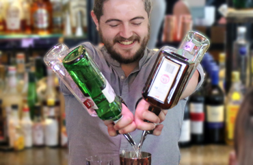 bartender classes freepouring